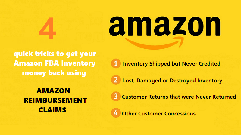 Amazon Reimbursement Claim